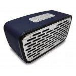 Wholesale Soundlink Cool Grill Design Portable Bluetooth Speaker KMSE95 (Blue)