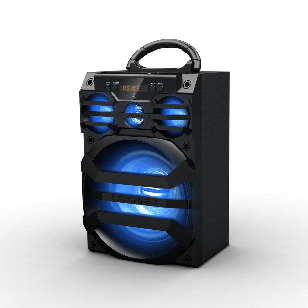 Wholesale LED Outdoor Subwoofer Portable Bluetooth