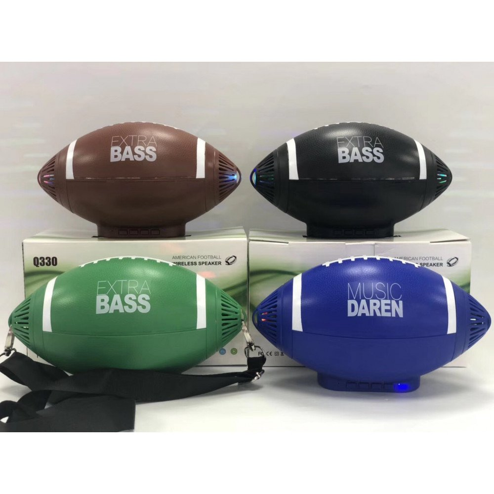 get cheap a0e06 a312b Wholesale American Football Design Style Portable Bluetooth ...