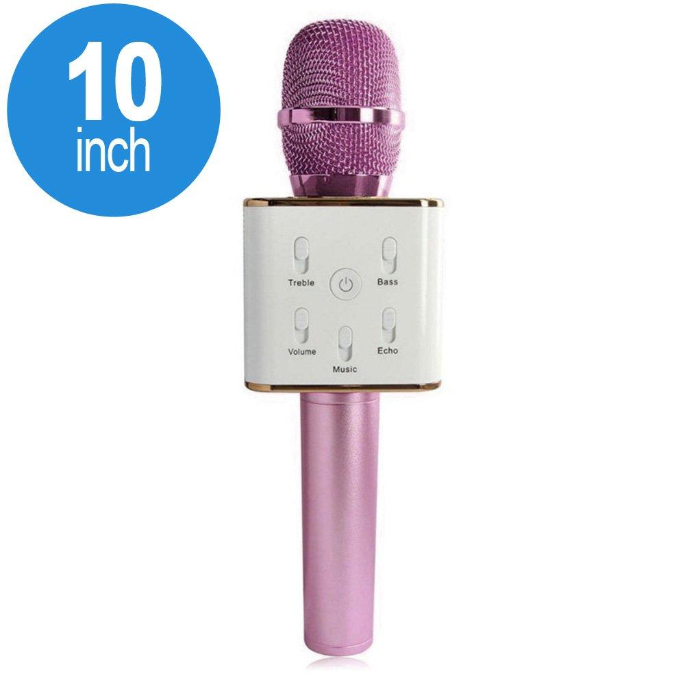 Wholesale Karaoke Microphone Portable Handheld Bluetooth