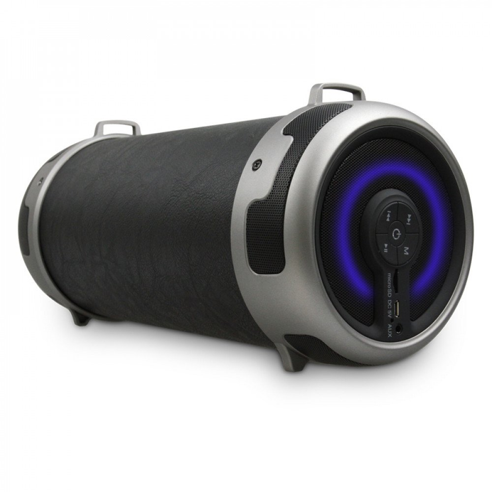 wholesale outdoor bazooka drum portable heavy duty bluetooth speaker s29 black. Black Bedroom Furniture Sets. Home Design Ideas