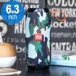 High Sound Extreme Portable Bluetooth Speaker with Carry Strap TG106 (Camo)