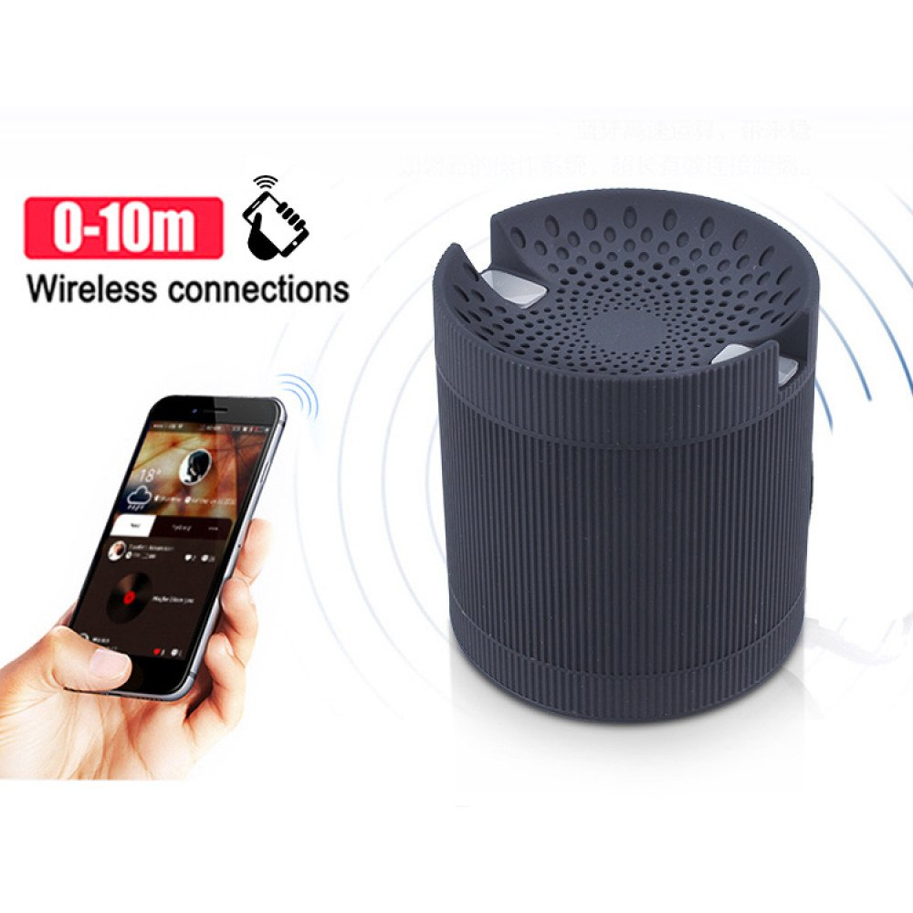 Wholesale Cell Phone Holder Style Portable Bluetooth