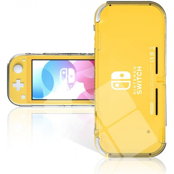 Wholesale Shock-Absorption and Anti-Scratch Design Protective Case for Nintendo Switch Lite 2019 (TPU HD Clear)