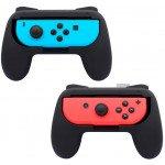 Wholesale 2 Pack Wear Resistant Joy-Con Controller Hand Grip for Nintendo Switch Joy-Con (Black)