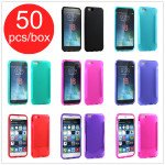 Wholesale 50pc Lot of iPhone 6S / iPhone 6 Assorted Mix Style Soft Covers and Color Cases - Lots Deal