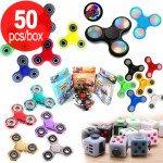 Wholesale Mix Fun Regular Fidget Spinner Toys On Sale