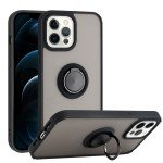 Tuff Slim Armor Hybrid Ring Stand Case for Apple iPhone 13 Pro [6.1] (Black)