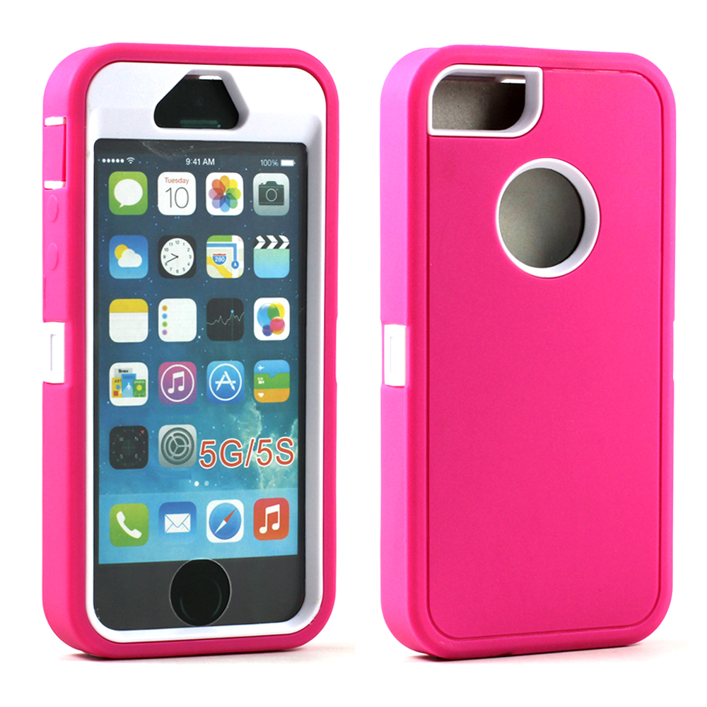 pink iphone 5s iphone 5s 5 armor defender with screen and 12776
