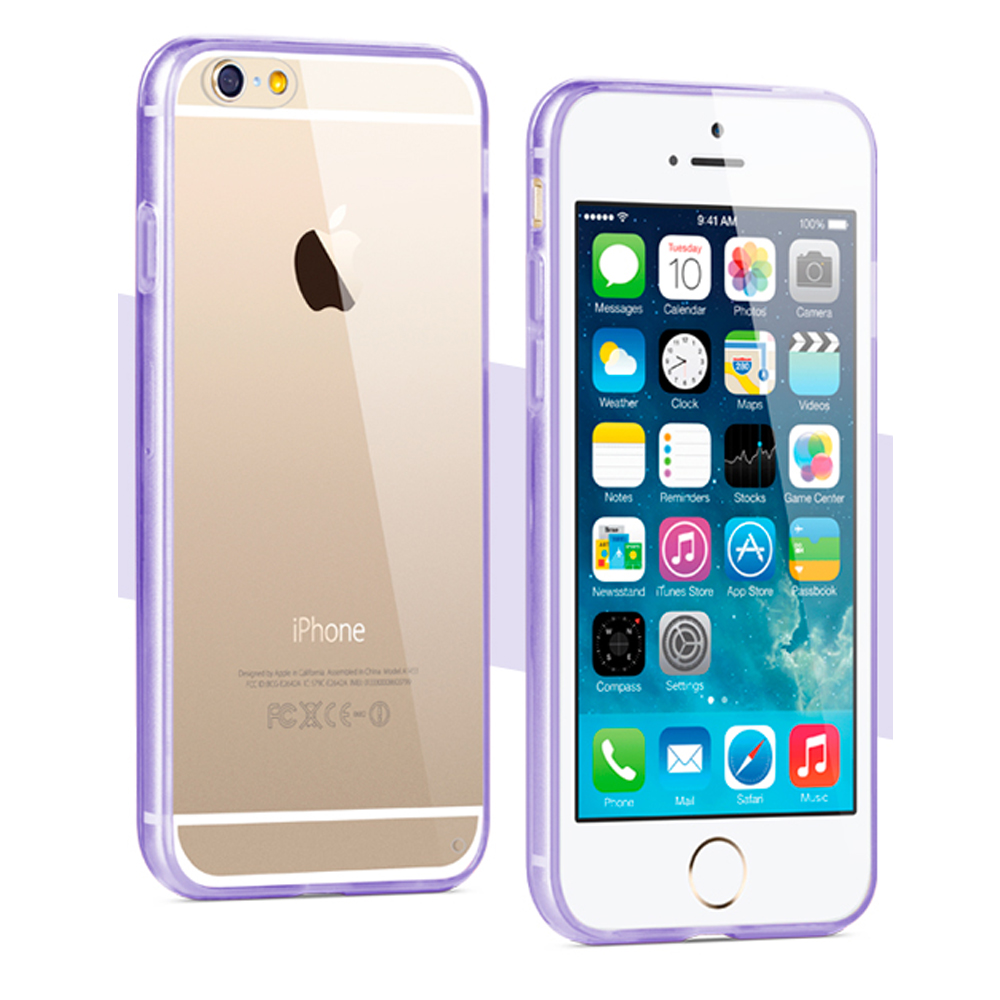 iphone with metro pcs apple iphone 6 4 7 clear gummy hybrid 5156