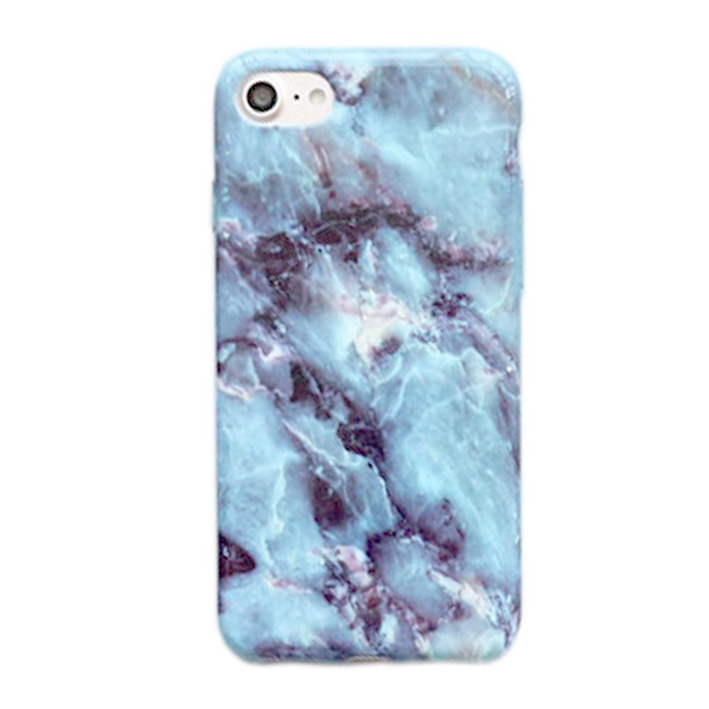 timeless design bec1b 92198 Wholesale iPhone 7 Plus Marble Design Case (Blue)