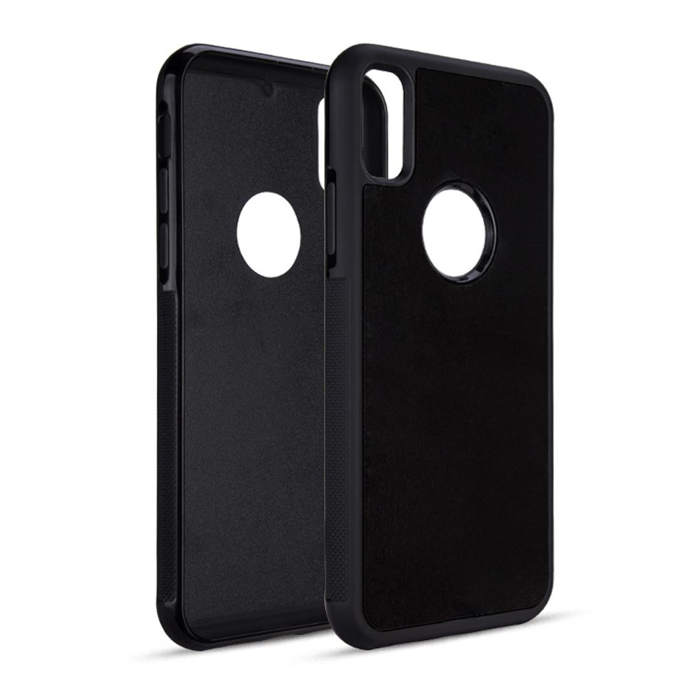 watch 80901 e4c03 Wholesale iPhone X (Ten) Magic Anti-Gravity Material Case Sticks to ...