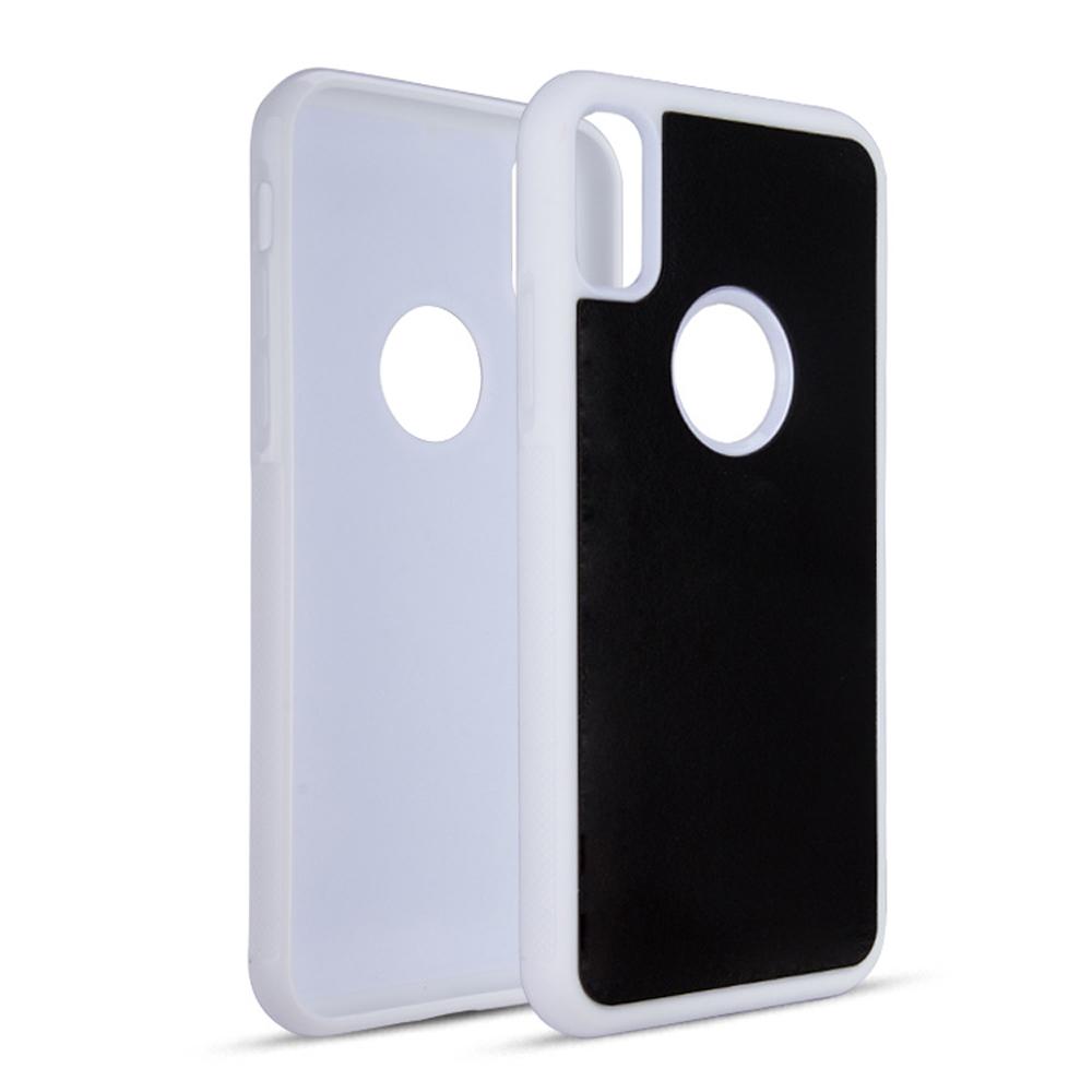 watch 956ed 311d9 Wholesale iPhone X (Ten) Magic Anti-Gravity Material Case Sticks to ...