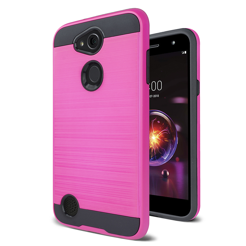 on sale b827b a5606 Wholesale LG X Power 3, Fiesta 2, X Charge 2, Armor Hybrid Case (Hot ...