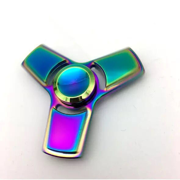 Case Design zte cell phone cases : Wholesale Special Tri Aluminum Fidget Spinner Stress Reducer Toy for ...