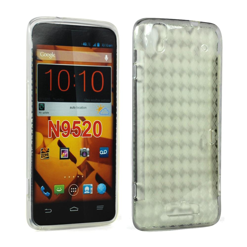 On Sale Wholesale Zte Boost Max+ Boost Max N9521 N9520 Tpu Gel Case (clear)