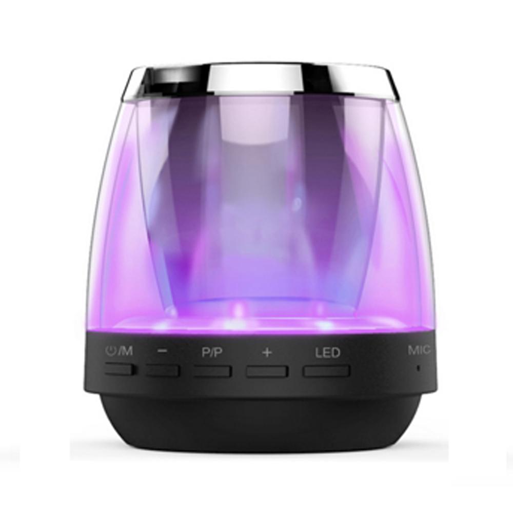 wholesale mini rainbow led light portable bluetooth. Black Bedroom Furniture Sets. Home Design Ideas